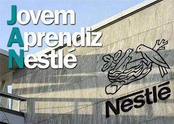 Dados sobre o Jovem Aprendiz Nestlé