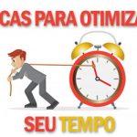 Entenda neste artigo como otimizar melhor seu tempo no dia a dia.